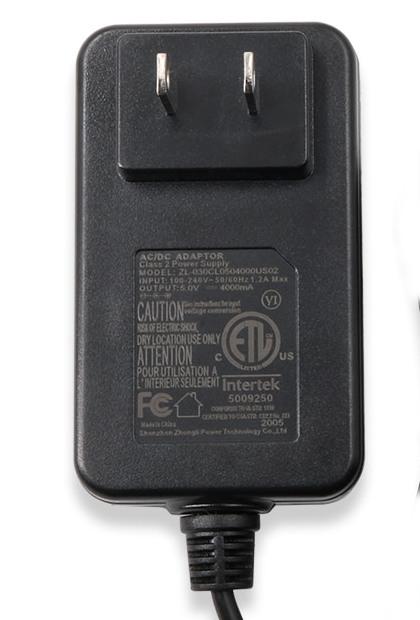 5V4A US plug